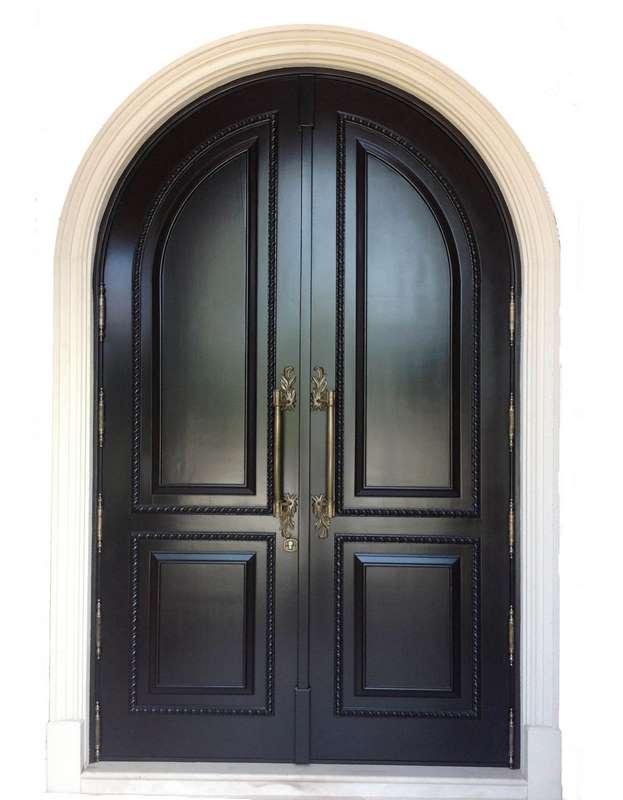 Allison Island Mahogany Entry Doors. - Sabana Windows