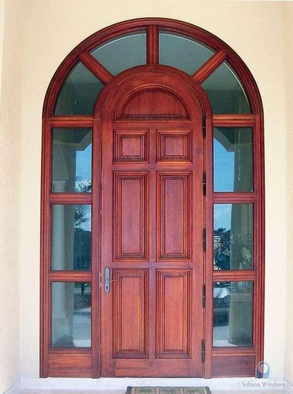 Melbourne Mahogany Exterior Doors & Melbourne Mahogany Exterior Doors - Sabana Windows