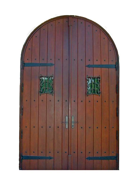 Royal Palm Beach Mahogany Entry Door Sabana Windows
