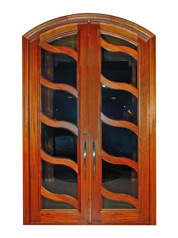 Trinidad Mahogany Doors  sc 1 st  Sabana Windows & Trinidad Mahogany Doors - Sabana Windows