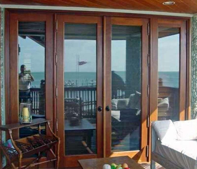 Isla Morada Mahogany French Doors And Sliders & Isla Morada Mahogany French Doors And Sliders - Sabana Windows pezcame.com