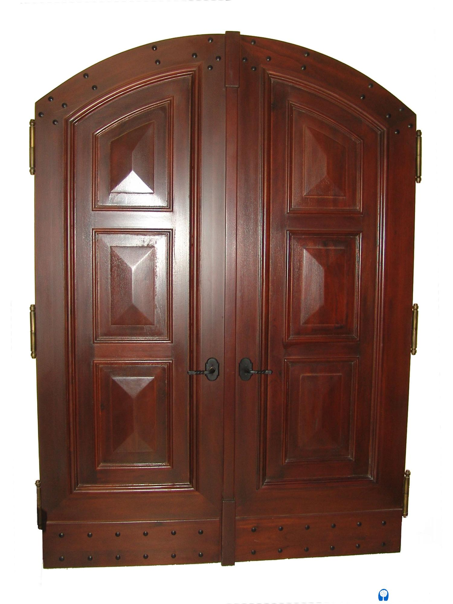 Davinci mahogany interior doors sabana windows for Mahogany interior doors