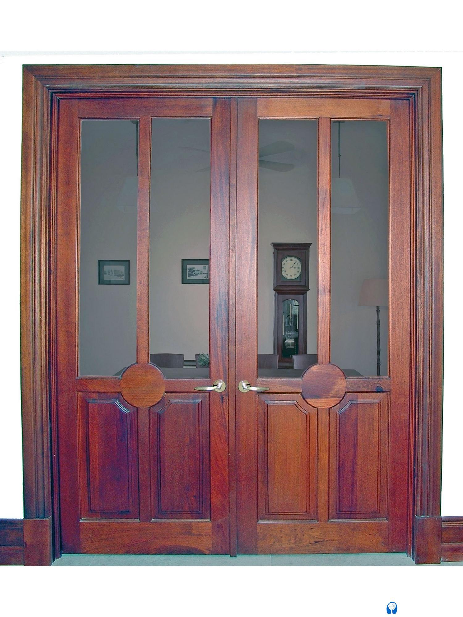 Marbella U2013 Mahogany Interior Doors