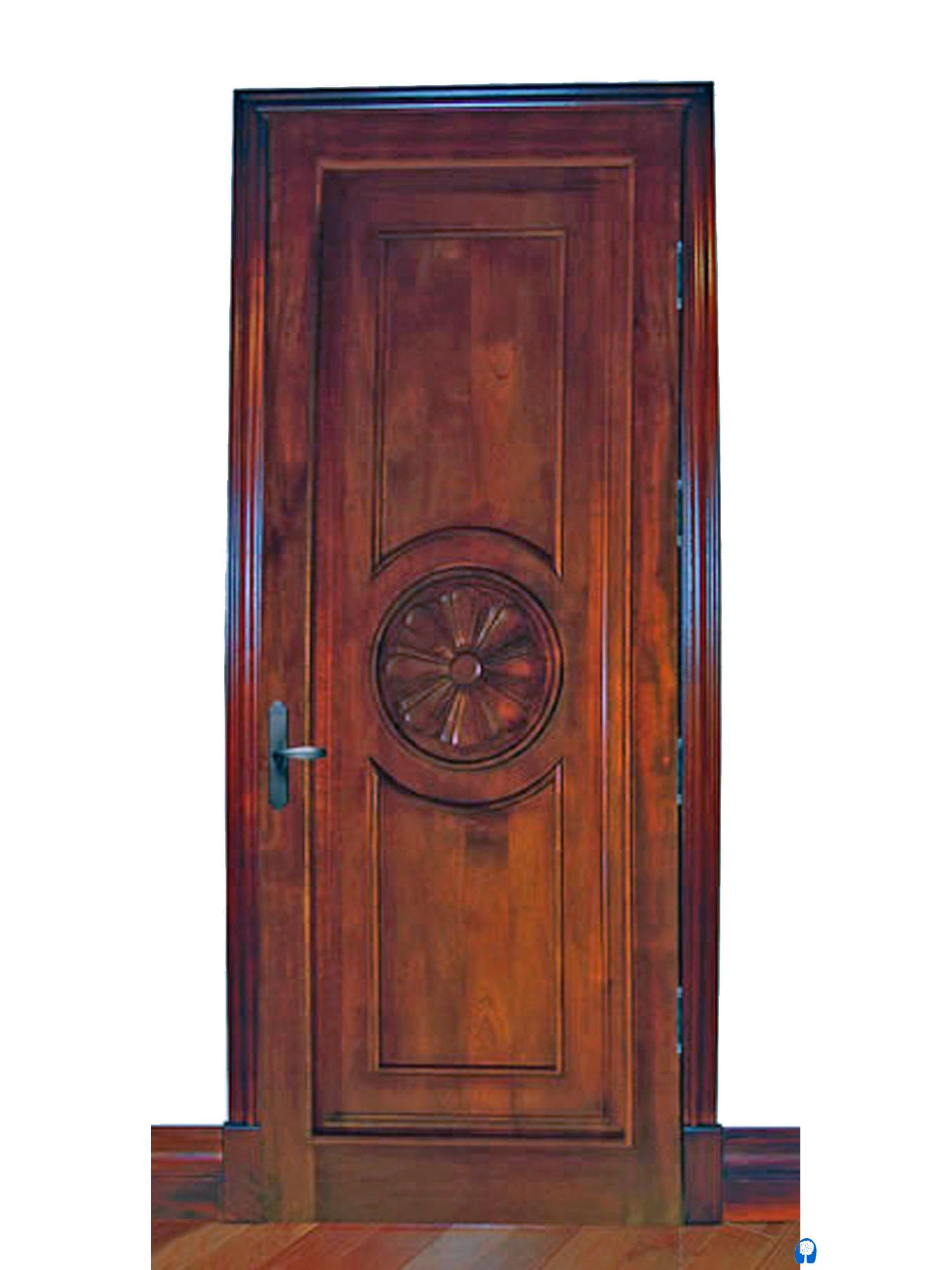 Medallion Mahogany Interior Doors Sabana Windows