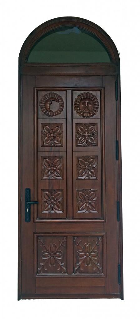 palmetto bay mahogany entrance door