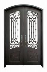 Arezzo Iron Door