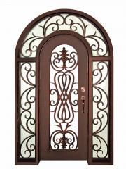 Capri Iron Doors