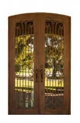 firenze iron door