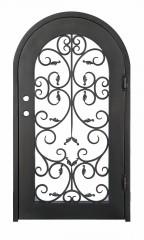 livomo iron door