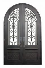 pienza iron door