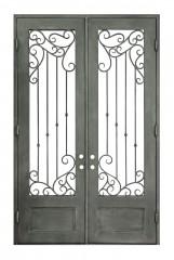 pratto iron doors