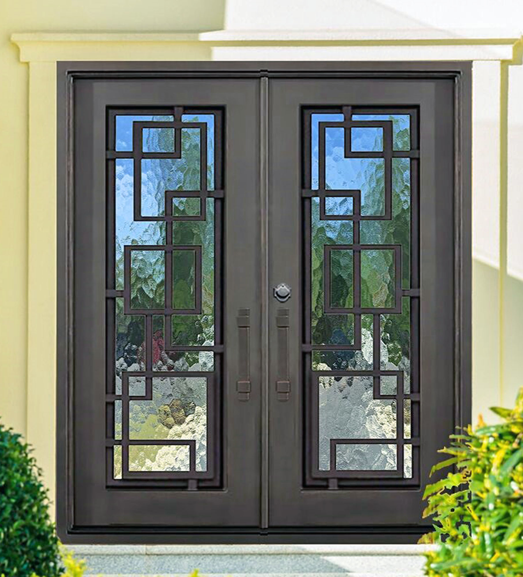 St Andrews Iron Doors Sabana Windows