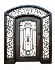 Arequipa Iron Doors