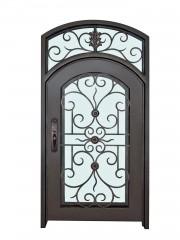 san andres iron doors