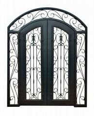 santa marta iron doors