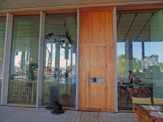 Museum Bar Doors