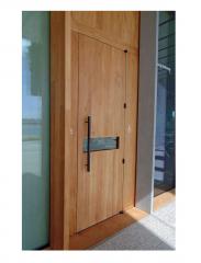 Museum Auditorium Doors