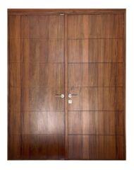 FUERTE MAHOGANY CONTEMPORARY DOOR